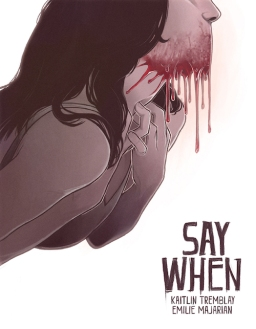 say when cover